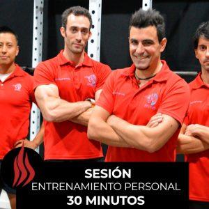 Entrenamiento Personal de 30 minutos