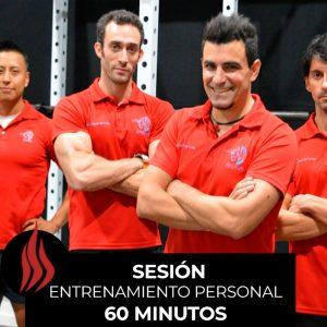 Entrenamiento Personal de 60 minutos