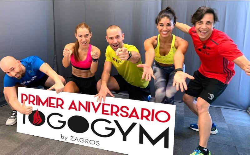 ESTAMOS DE ANIVERSARIO: ¡¡1 AÑO JUNTO A VOSOTROS!!
