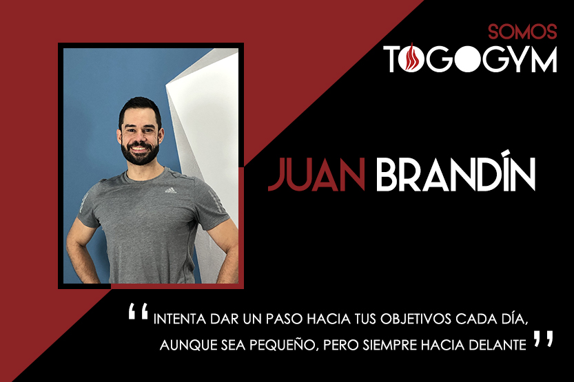 En este momento estás viendo Conoce a Juan Brandín, instructor de TOGOGYM