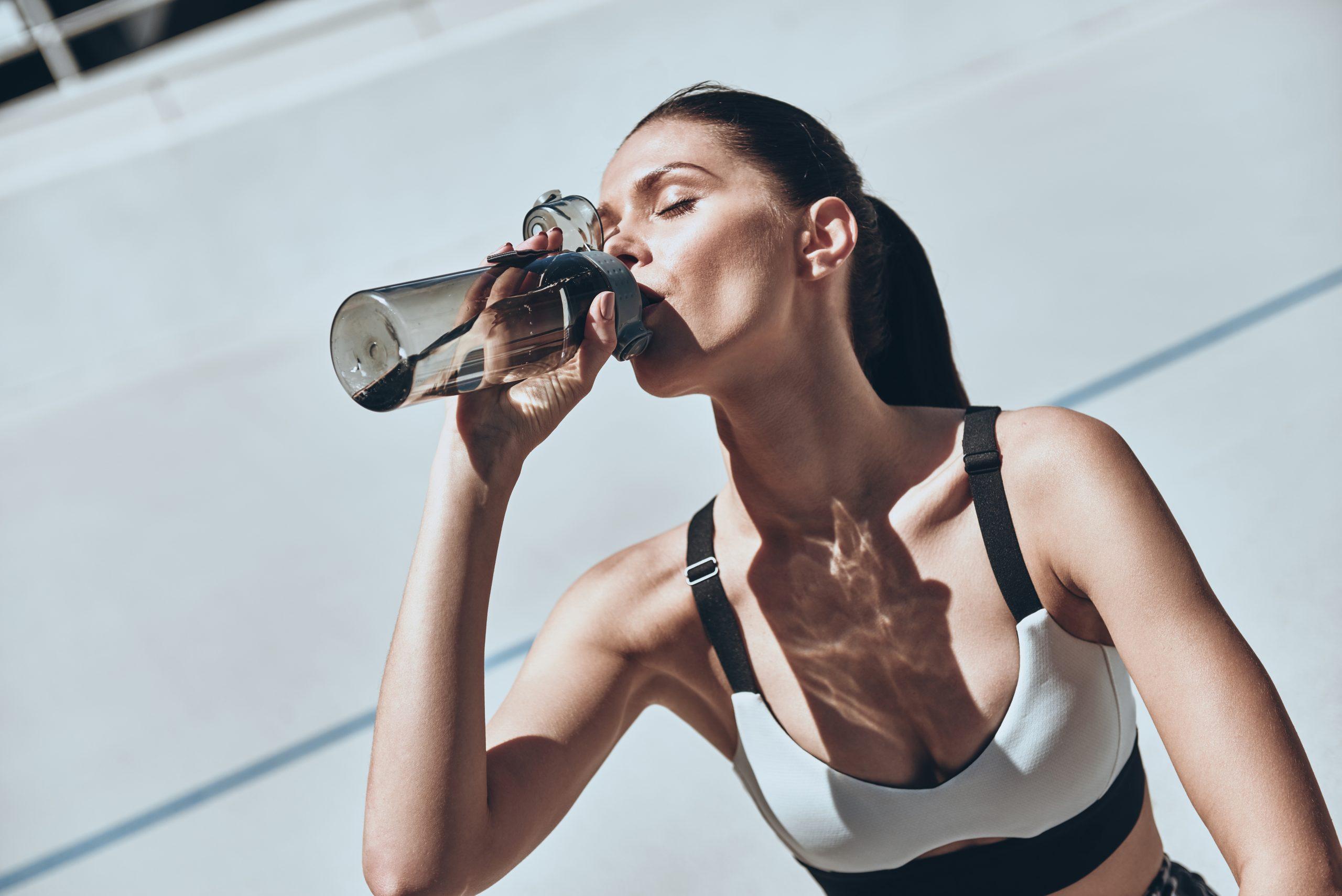 Adaptar las rutinas de entrenamiento al calor