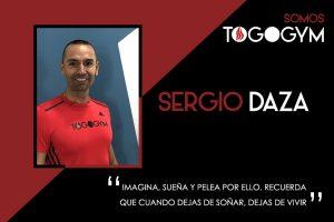 Conoce a Sergio Daza, instructor de ToGoGym